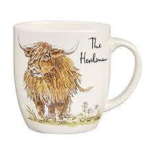Country Pursuits Mug The Herdsman