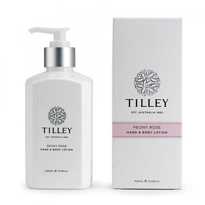 Tilley - Hand and Body Lotion - Various Fragrance