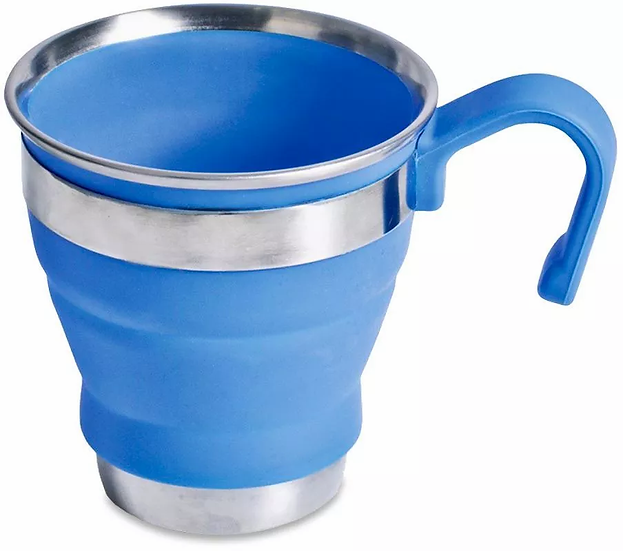 Popup - Silicoane Mug - Blue