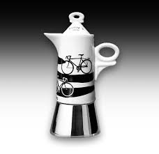 Giatto - Italia in Bici Perculator - 4 cup