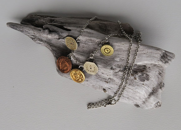 Rainey Designs - Eclectic Necklace