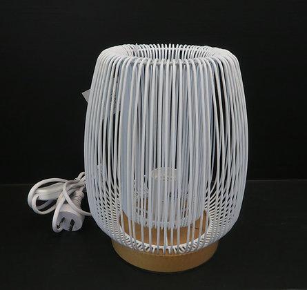 Linens+More - White Lamp