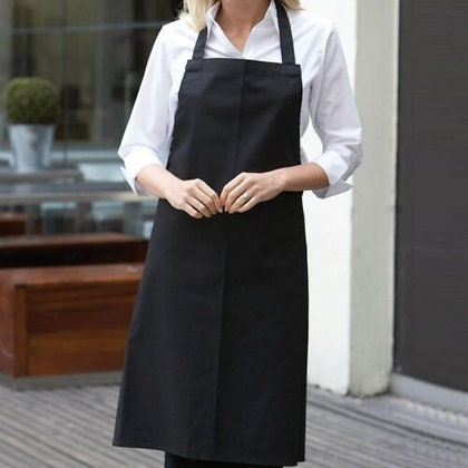Hot House - Solid Black Apron