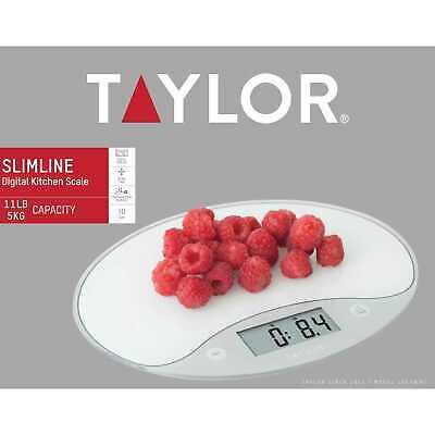 Taylor - Slimline Digital Kitchen Scale