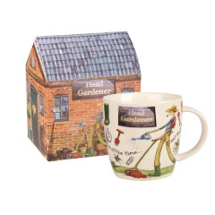 Queens - At Your Leisure  - Head Gardener Mug