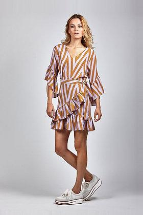 Ketz-ke Toffee Dress