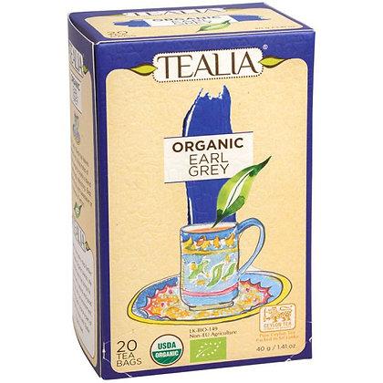 Tealia - Organic Earl Grey Tea