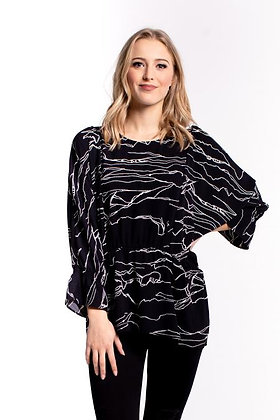 Zafina Solitaire Top
