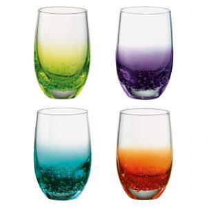 Anton Studio - Fizz Shot Glass - Set of 4