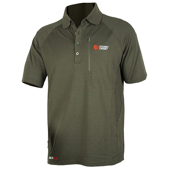 Stoney Creek - Q-Wick Dry Polo Shirt