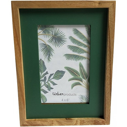 Urban Products - Forme Wood Photo Frame