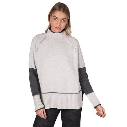 Zaket & Plover Pullover Charcoal Combo