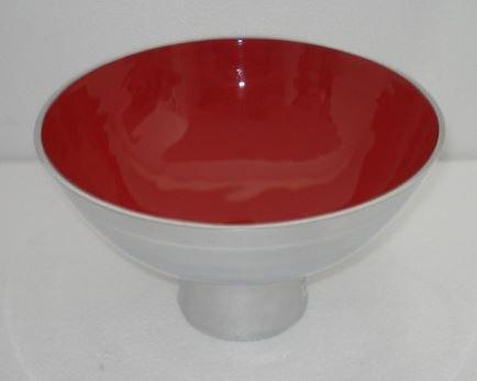 Alumenti Red Bowl