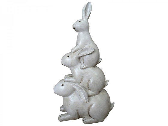 Rabbit Triple Stack