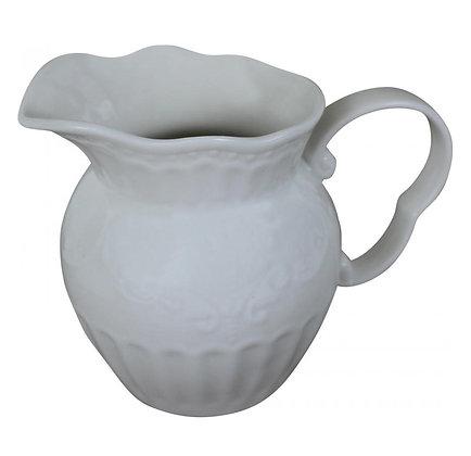 Pearl White Jug - Small