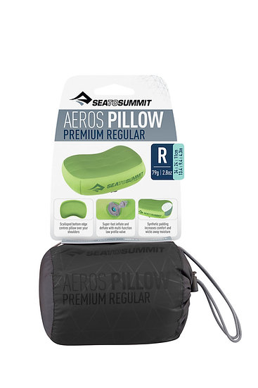 Sea to Summit - Aeros Pillow Regular