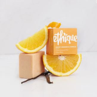 Ethique Bodywash Creme Sweet Orange & Vanilla
