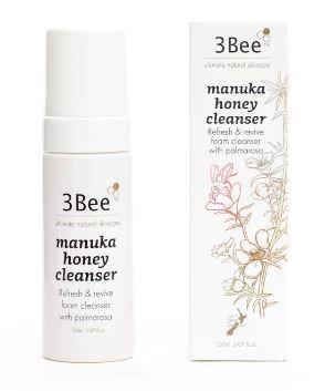 3 Bee Manuka Honey Cleanser