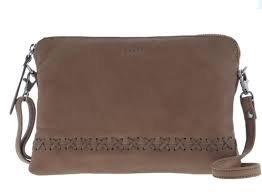 Gabee Addison Leather Crossover Handbag