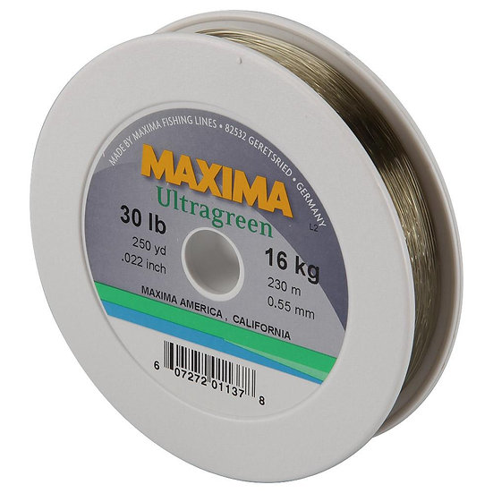 Maxima - Ultra Green Fishing Line - size various