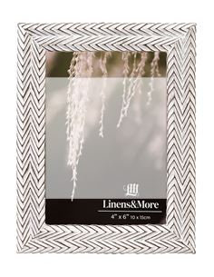 Linens+Moore - Classic Photo Frame