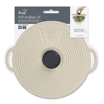 Zeal - Self Sealing Lid - Grey or Cream