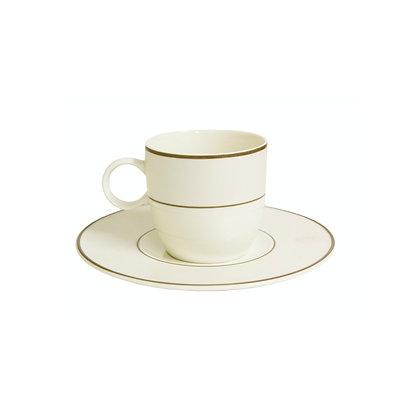 Manhattan Cup & Saucer