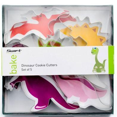 Dexam Dinosaur Cookie Cutters
