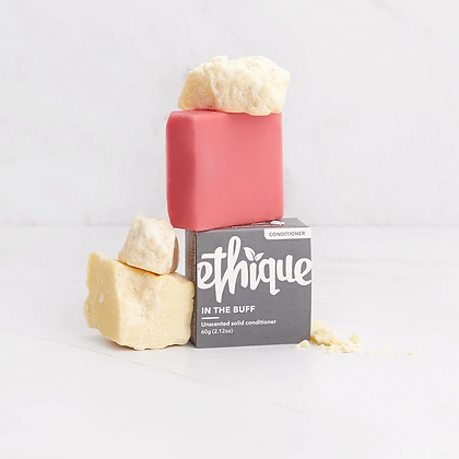 Ethique In the Buff Unscented Conditioner