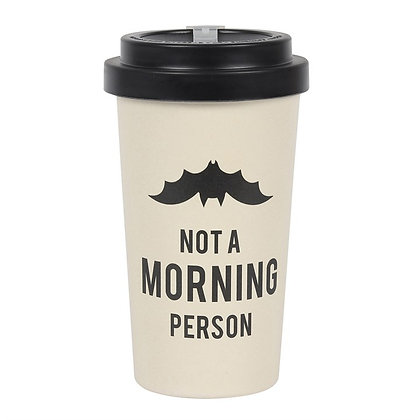 Travel Mug Not A Morning Person