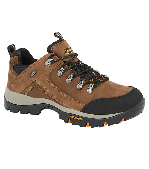 Ecolite - Apex Hiking Boots - Chocolate