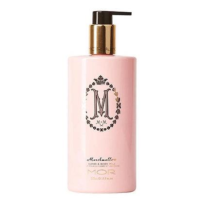 Mor Marshmallow Hand & Body Milk