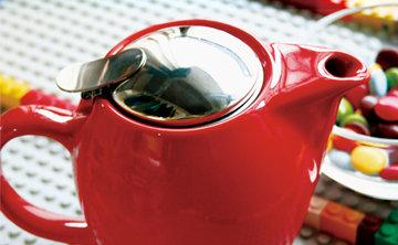 Zero Japan - Teapot - Colour Cherry - 350ml