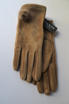 Alice & Lily Collection - Glove - Fawn