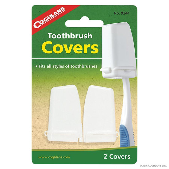 Coghlans - Toothbrush Covers