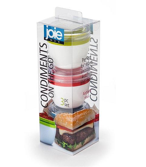 Jolie - Condiment on the Go