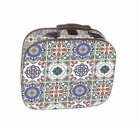 Mosaic Suitcase
