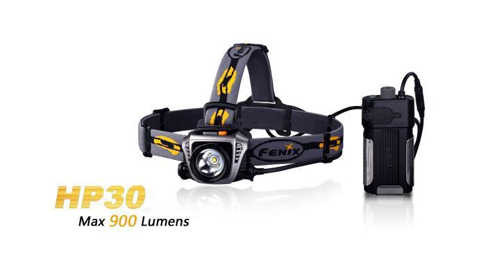 Fenix - HP30 Headlamp