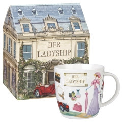 Queens - At Your Leisure  - Her Ladyship Mug