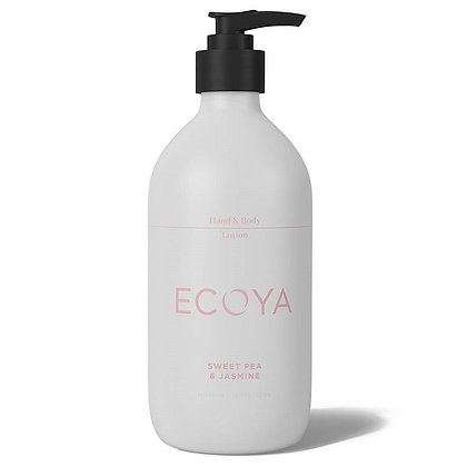 BaH Ecoya Sweet Pea Hand and Body Lotion