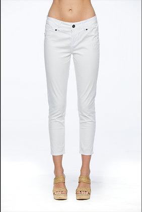 New London - Thames Jeans - White