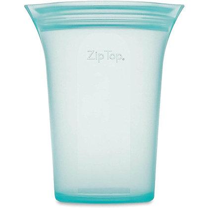 Zip Top Reusable Cup Large 710ml
