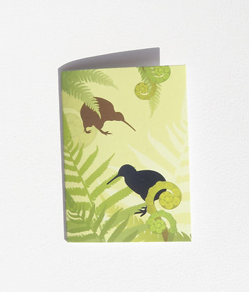 Kiwi and Ferns Gift Card - small