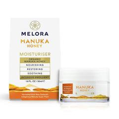 Melora Moisturiser - Manuka Honey