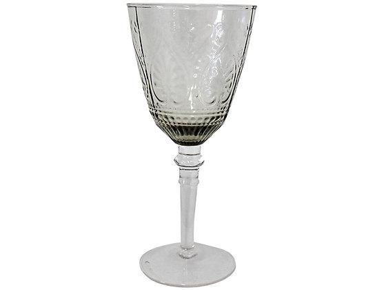 Wine Glass Caribbean Smoke