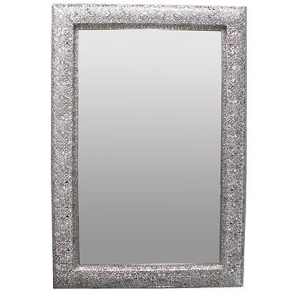 Le Forge Marrakesh Mirror Silver