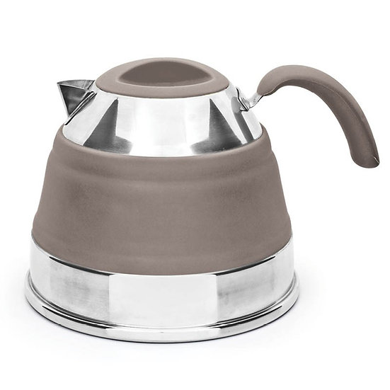 Popup Kettle - Blue or Brown