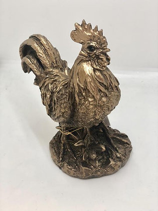 The Leonardo Collection - Bronze Rooster
