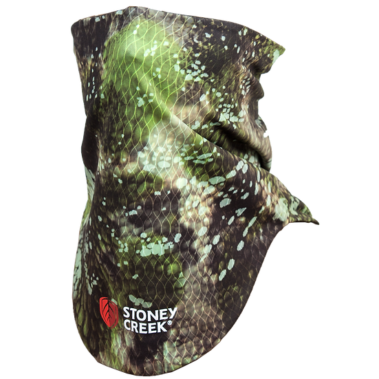 Stoney Creek - Winter Neck Gaiter - Tuatara
