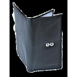 Baron - Leather Mens RFID Wallet - Black